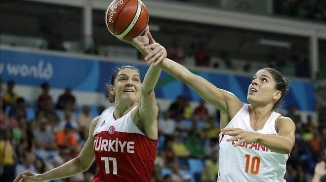 Así son las jugadoras de España de baloncesto femenino de Río-2016 1ec1989c7face