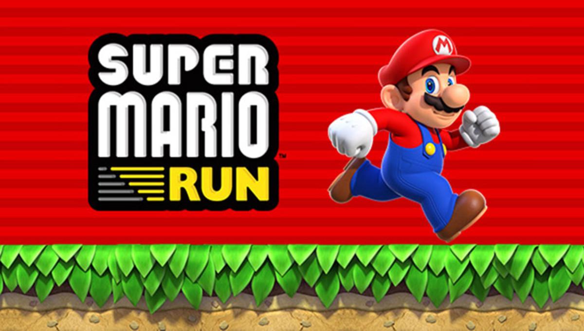 Resultado de imagen para super mario run