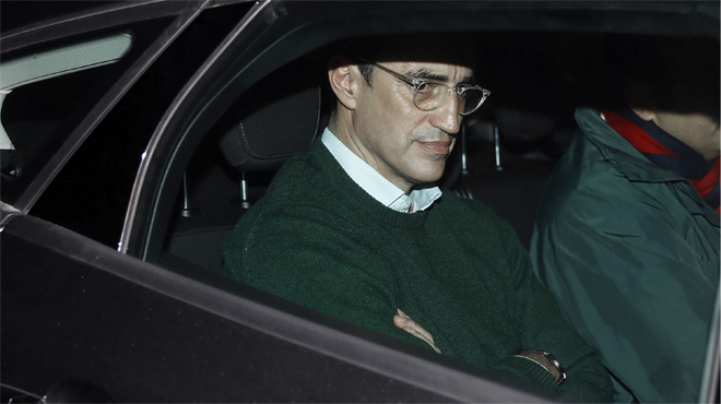 Detingut en loperació Pika Antoni Vives, el que va ser tinent dalcalde de Xavier Trias