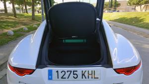 Prueba Jaguar F-Type Coupé, el felino más manso.