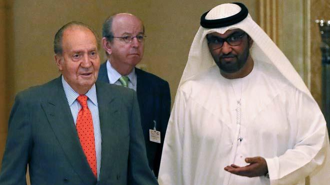 La Casa del Rei confirma que Joan Carles I és als Emirats Àrabs Units
