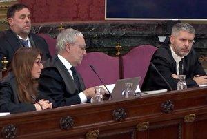 L'advocat de Junqueras i Romeva denuncia que Marchena va suplantar les acusacions durant l'interrogatori a Trapero