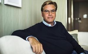 Aaron Sorkin, el creador de la prestigiosaserie El ala oeste de la Casa Blanca.
