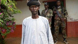 La ONU ha acusado al grupo de Sidiki de asesinatos, torturas, violaciones y desplazamiento de civiles.
