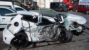 Les morts de trànsit creixen un 20% a Catalunya en un any