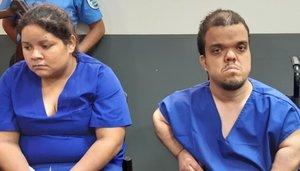 Adrián José Guerrero Echeverri yNidia Patricia Quintana admitieron su culpabilidad.