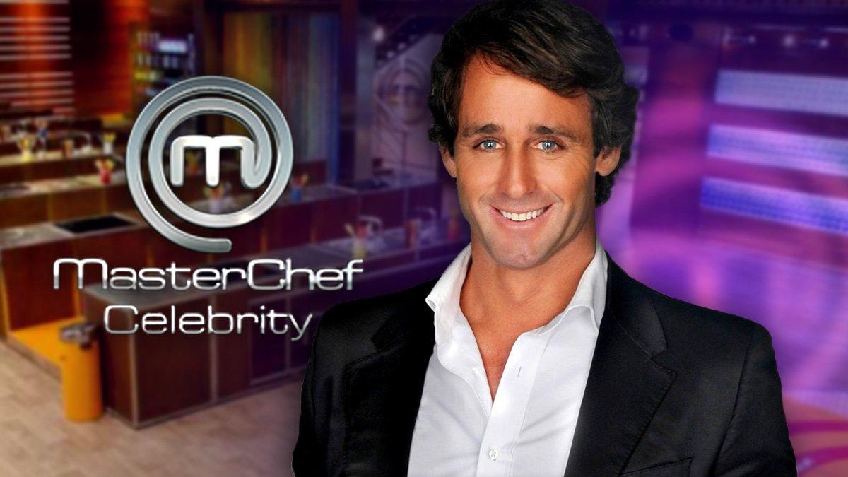 Álvaro Muñoz Escassi podría concursar en 'Masterchef Celebrity' y coincidir con su ex Vicky Martín Berrocal