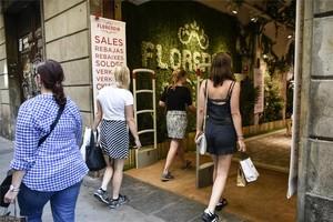 Local comercial en el centro de Barcelona