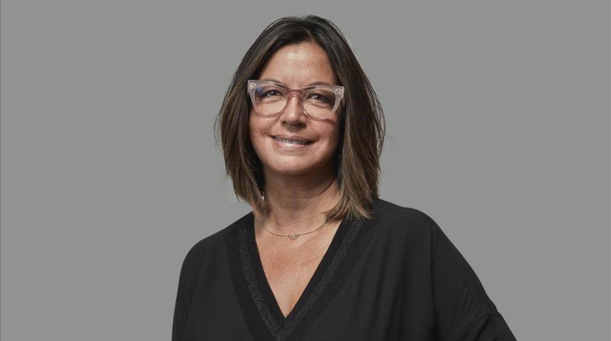 La periodista Àngels Barceló, directora del programa Hora 25, de la Cadena SER.