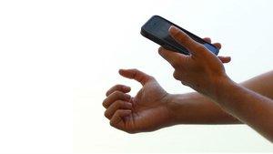 Una app permite detectar si hay anemia a través de las fotos a las uñas de la mano.