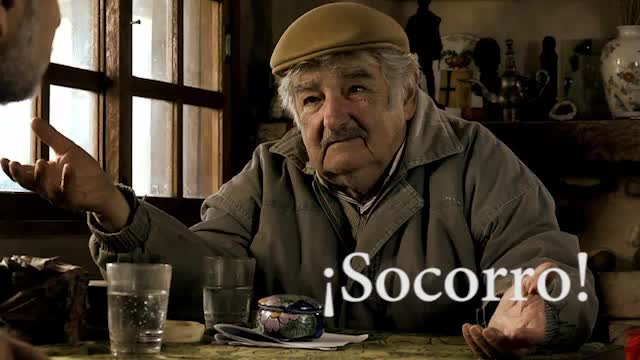 Reacción del expresidente de Uruguay José Mújica a la elección de Trump como presidente de EEUU.