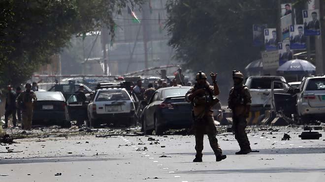 Almenys 30 morts en dos atemptats dels talibans a l'Afganistan