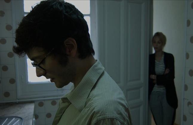 Una imagen de la película Berserker, de Pablo Hernando.