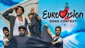 Can Bonomo, el último representante de Turquía en el Festival de Eurovisión .
