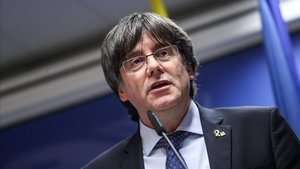 Puigdemont valora la sentencia de Junqueras