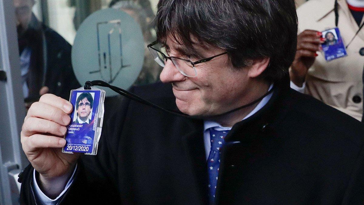 El suplicatori de Puigdemont, un procediment lent però (gairebé) segur