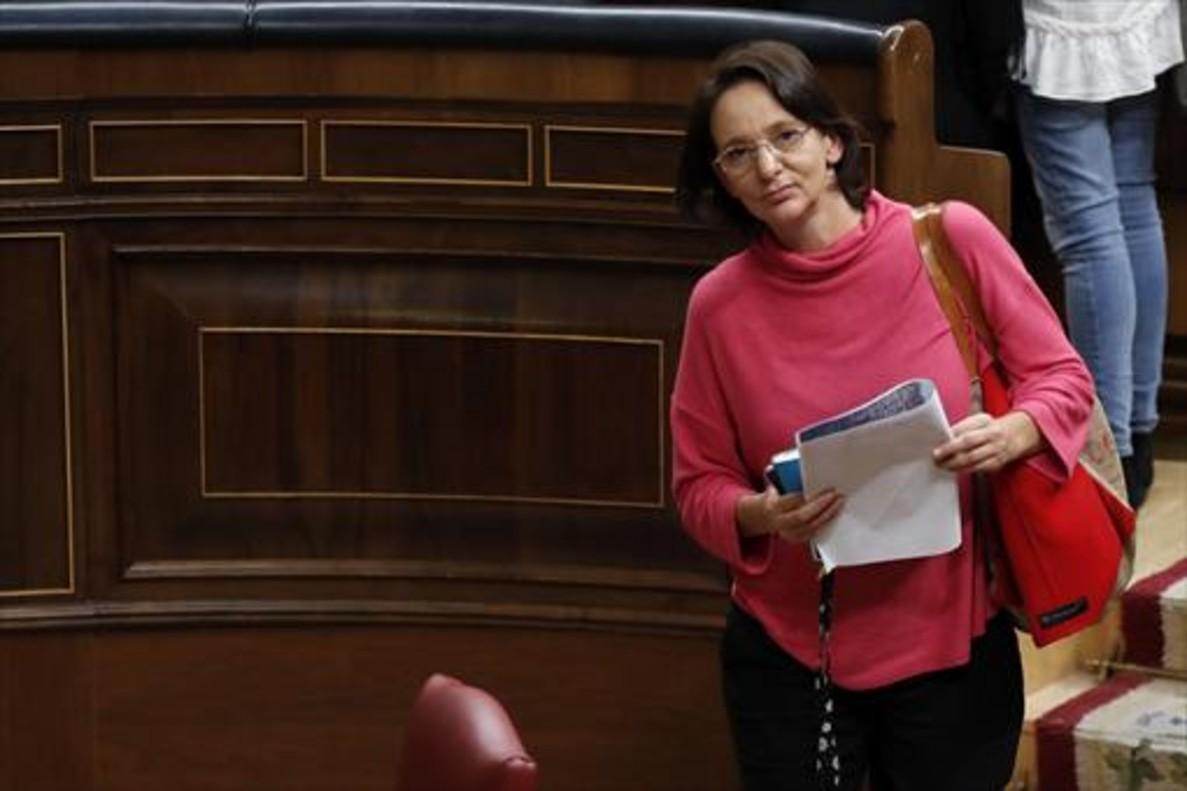Carolina Bescansa.