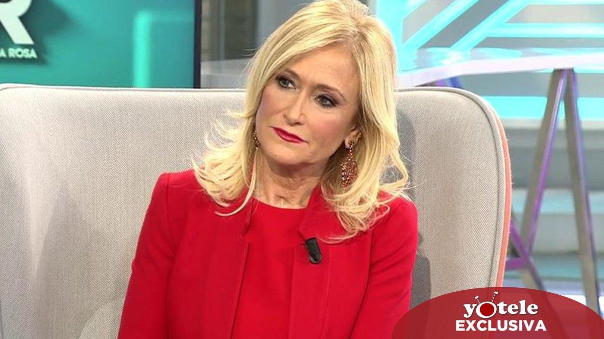 Cristina Cifuentes ficha por Telecinco tras reunirse con Paolo Vasile