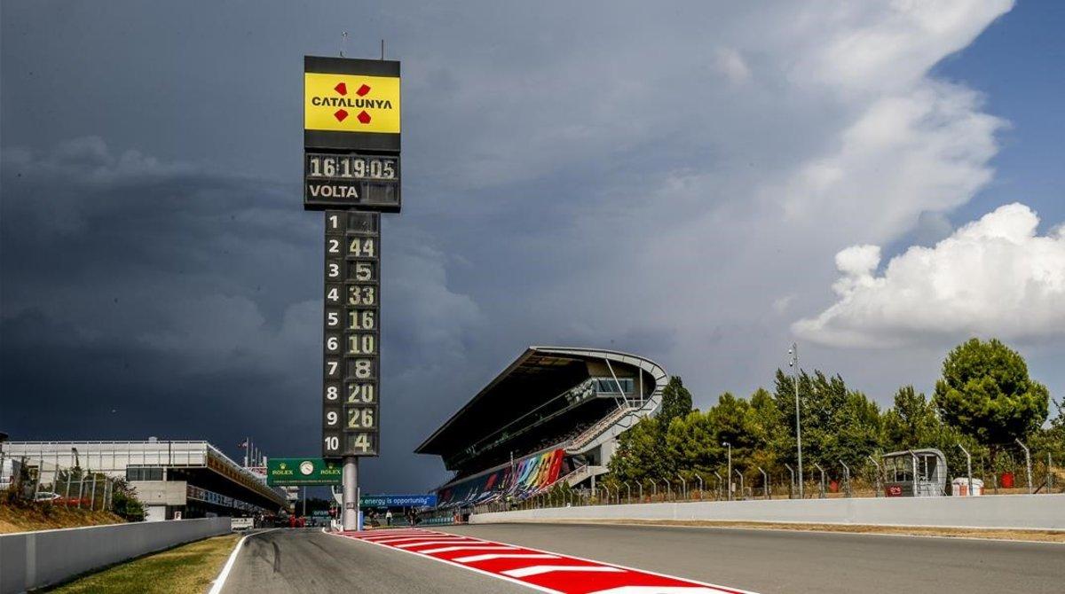 El Circuit de Catalunya albergará, un año más, el GP de España de F-1.