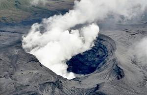 El volcà Aso del Japó registra la seva primera erupció explosiva en 36 anys