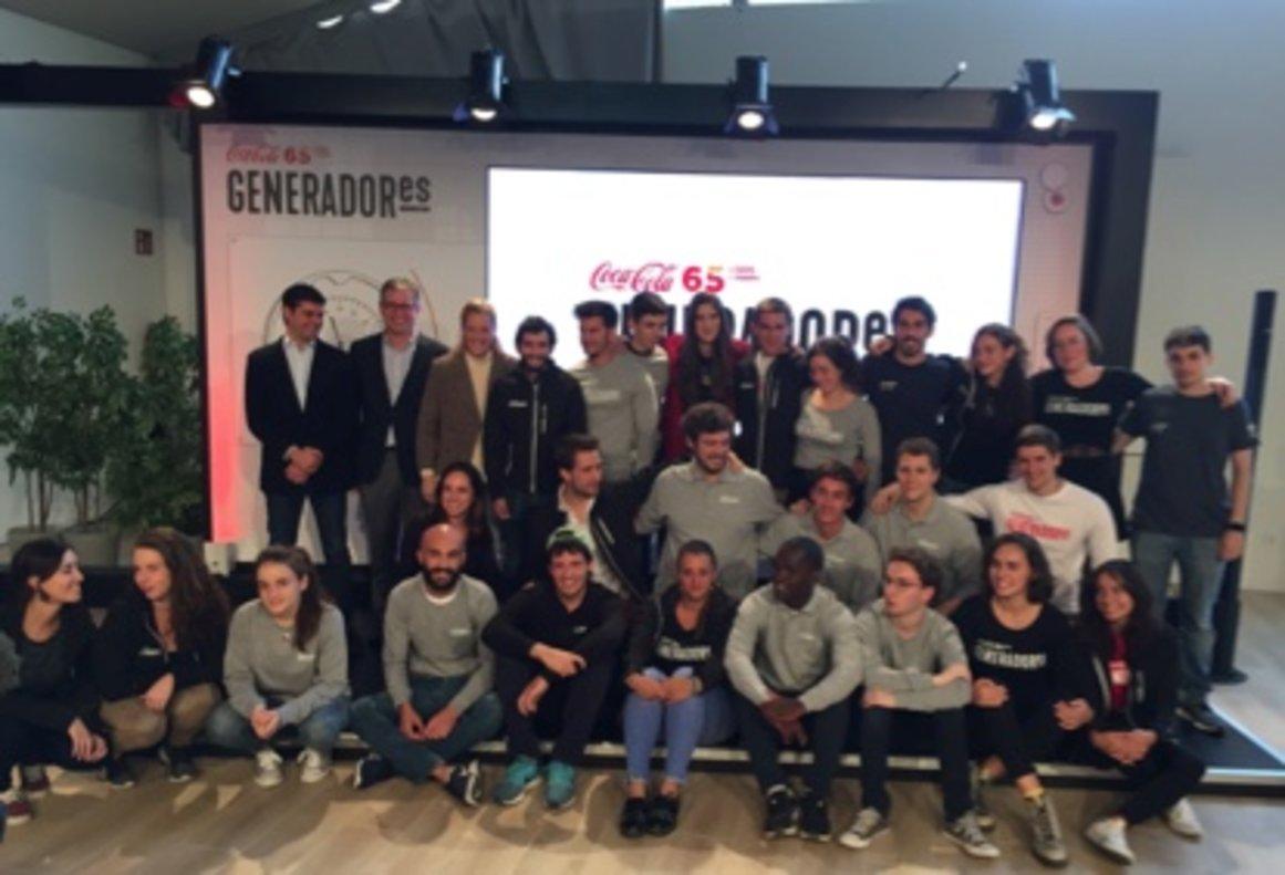 Programa GeneradorES, participantes.