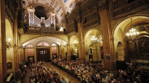Concierto inaugural del nuevo órgano de la basílica de la Mercè