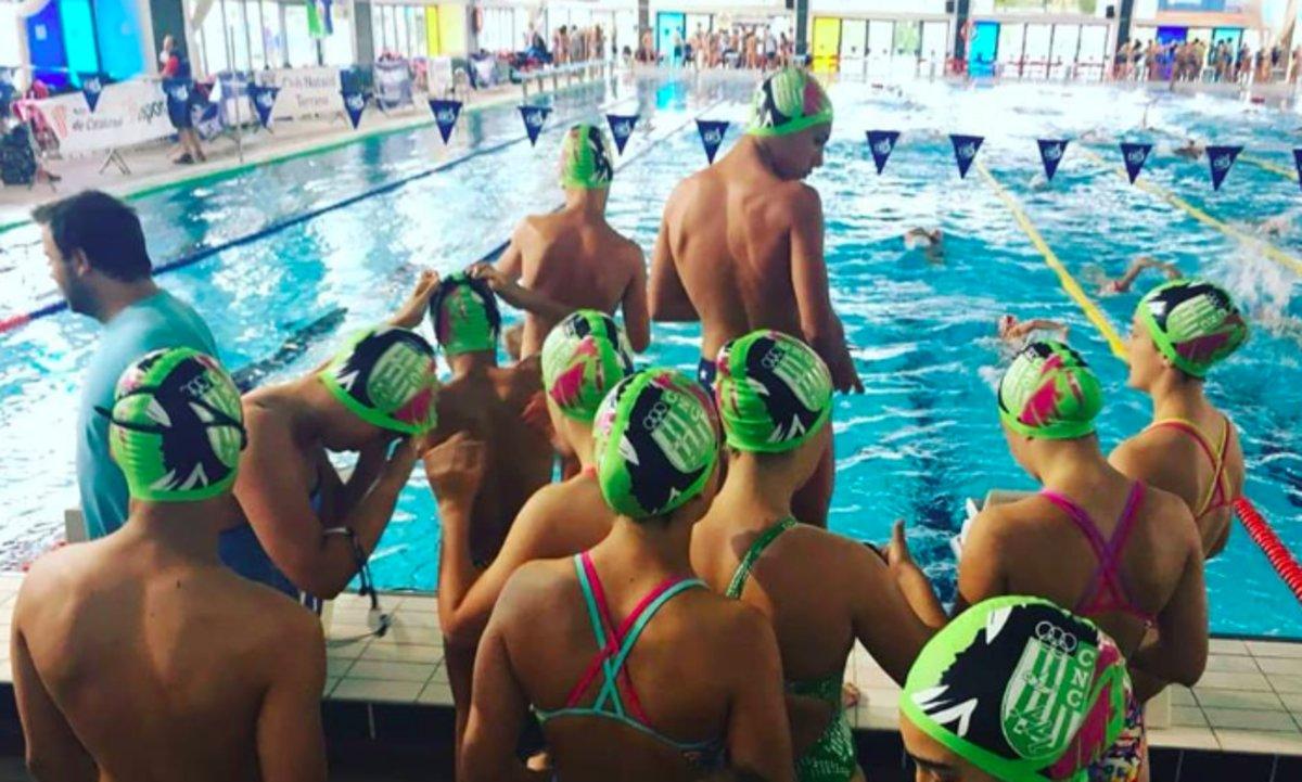 El Club Natació Cornellà comença la temporada batent rècord de nedadors