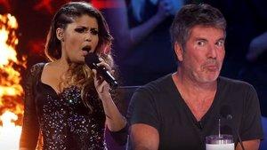 Cristina Ramos también arrasa en el 'Got talent' americano con una épica actuación