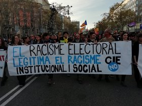 SOS Racisme lamenta falta de propostes antiracistes a la campanya del 26-M