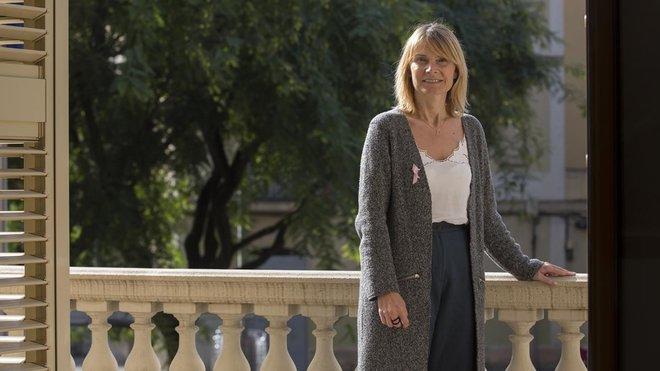Entrevista a Lluïsa Moret, alcaldesa de Sant Boi de Llobregat.