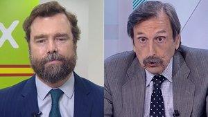 Espinosa de los Monteros 'manda' al psiquiatra a un tertuliano de TVE, que anuncia acciones legales