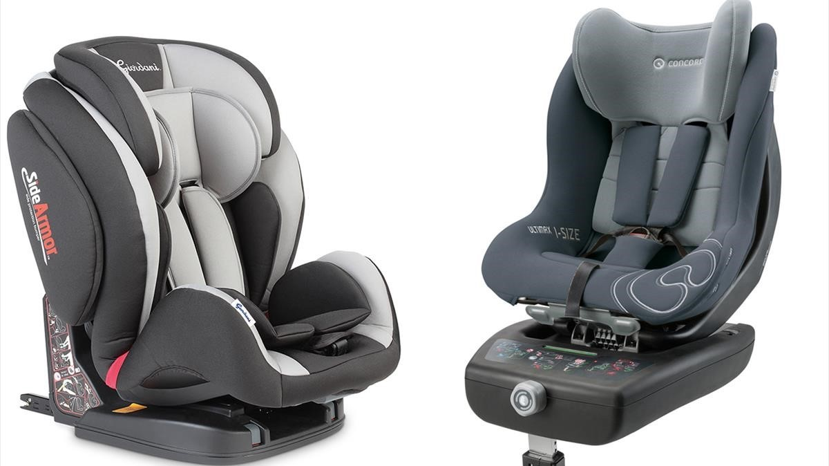 Estas 5 sillas de coche para ni os suspenden en seguridad for Silla de seguridad coche