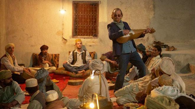 'Rock the Kasbah': de gira por Afganistán