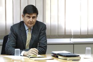El exministro de Trabajo del Gobierno del Partido Popular, Manuel Pimentel, en una imagen del 2011.