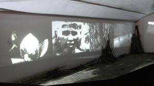 Exposición sobre el proyecto de adaptación de La mort i la primavera de Agustí Villaronga.
