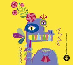 Cartell de les Festes de Primavera.