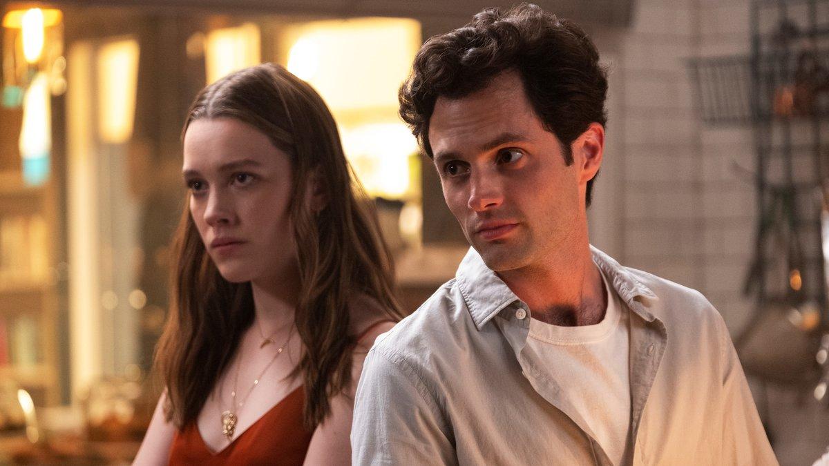 Un fotograma de la segunda temporada de 'You'