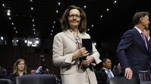 Gina Haspel, nueva directora de la CIA