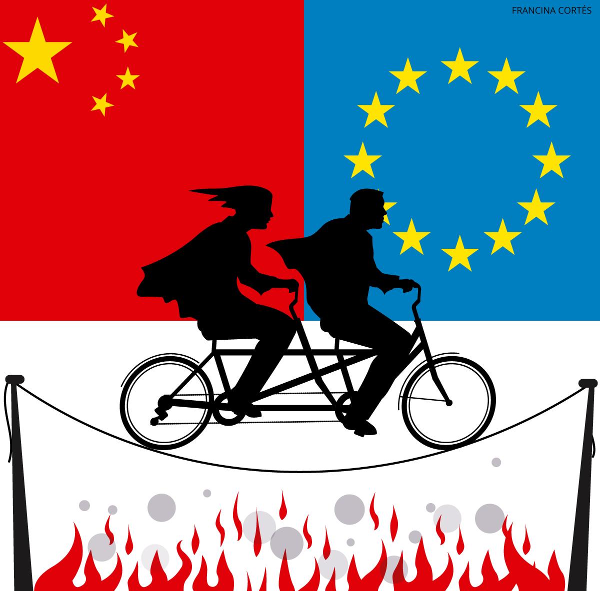 El tándem Beijing-Bruselas