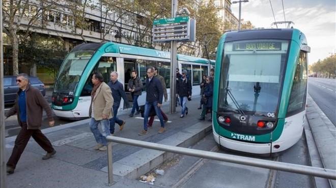 Barcelona dirá 'sí' o 'no' al tranvía por la Diagonal en el pleno del 23 de marzo