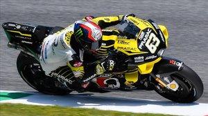 El italiano Francesco Bagnaia (Ducati) ha revolucionado hoy el primer día del GP de Italia, en Mugello.
