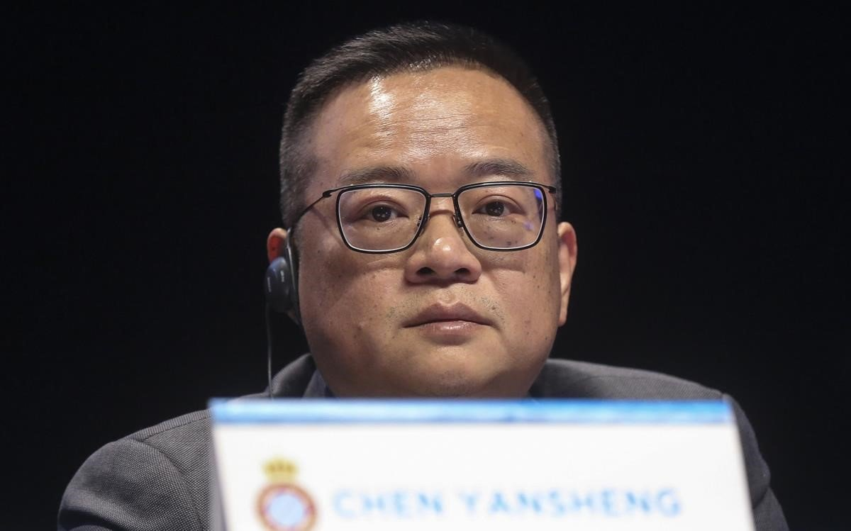 """Chen: """"No m'ha passat pel cap vendre l'Espanyol"""""""