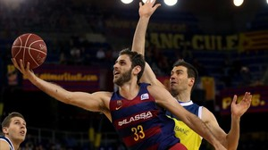 El Barça s'exhibeix davant l'Andorra (102-65)