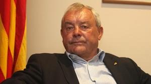 Mor José Antonio Zaldúa, exjugador del Barça