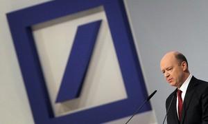 John Cryan, presidente del Deutsche Bank.