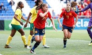 Guerrero sustituye a García en la selección femenina de fútbol para Azerbaiyán y República Checa