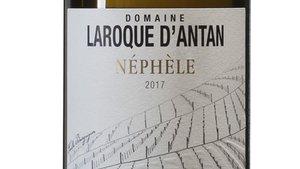 Laroque d'Antan Néphèle 2017: un gran blanco de Cahors.