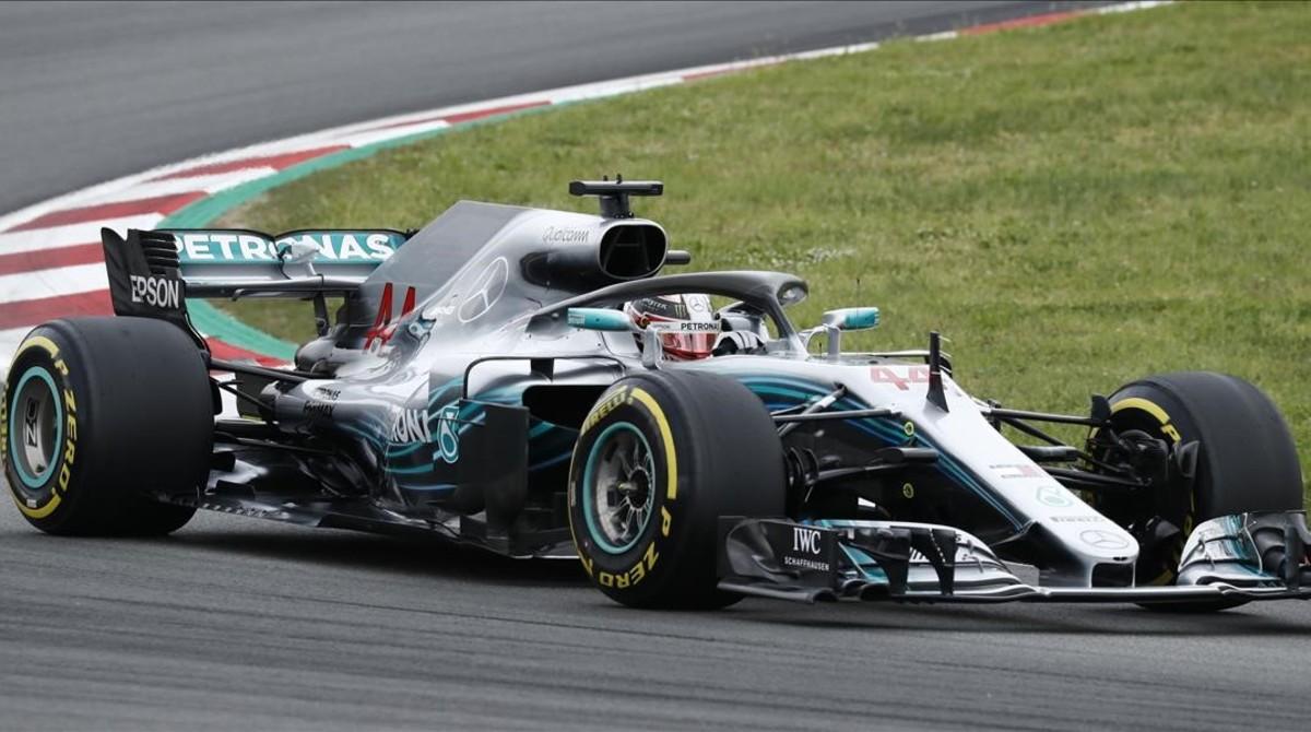 Lewis Hamilton (Mercedes) saldrá desde la pole position.