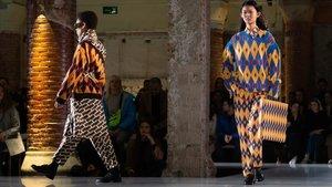 Desfile de la firma africana Chulaap, que vuelve a esta nueva edición de la 080.