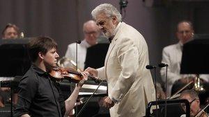 La Scala de Milà manté les actuacions de Plácido Domingo